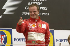 GP of GB in Silverstone 2003